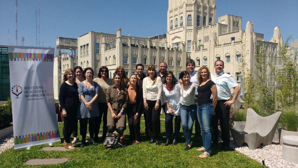 VI Encuentro de la Red Federal de Acceso a la Información Pública de la República Argentina