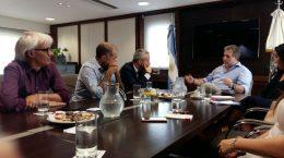 Reunión con el Coordinador del Programa de Gobierno Abierto de la Organización para la Cooperación y el Desarrollo Económico (OCDE).