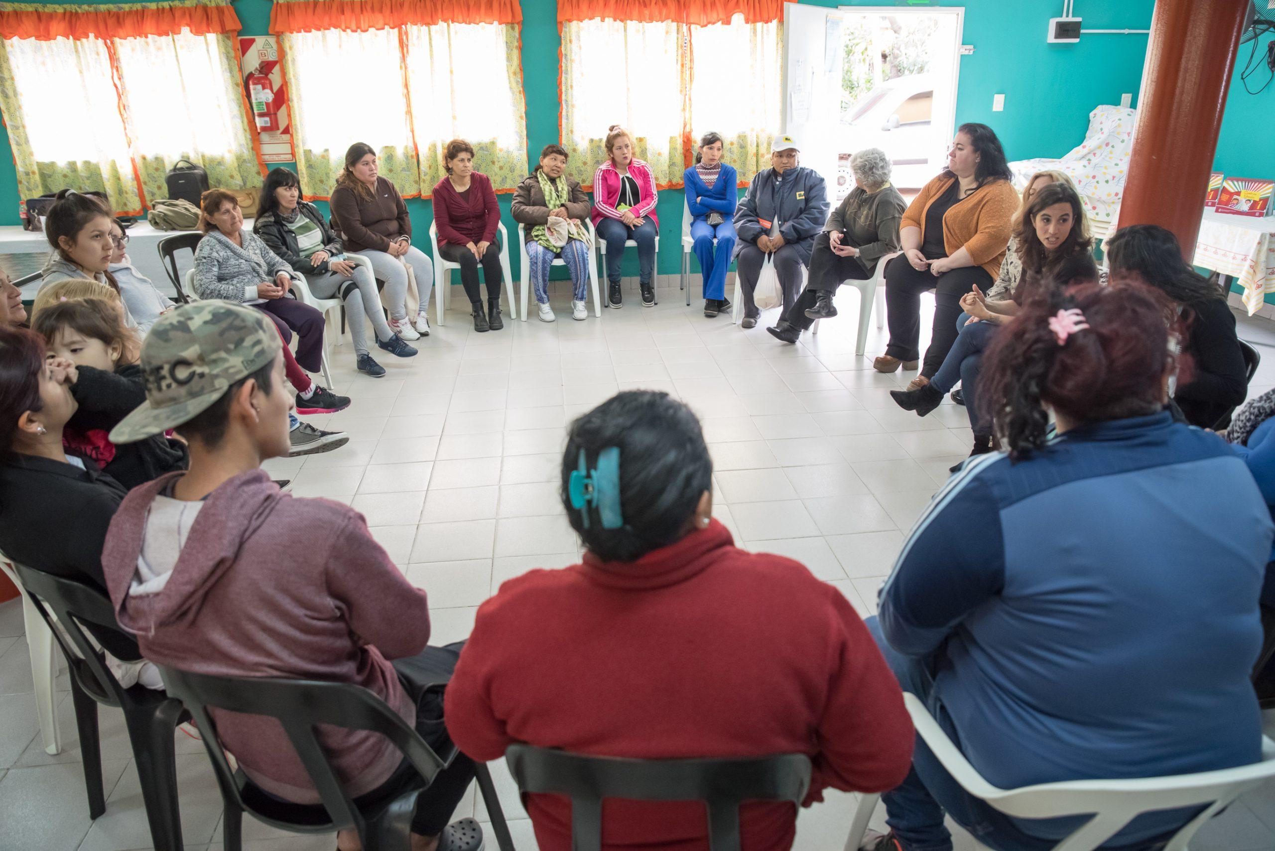 Ciclo de charlas sobre Ciudadanía.